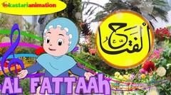 AL FATTAAH | Lagu Asmaul Husna Seri 2 Bersama Diva | Kastari Animation