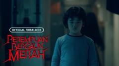 Official First Look PEREMPUAN BERGAUN MERAH (2020) - Tatjana Saphira