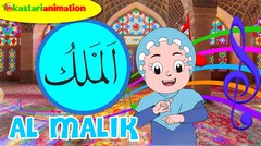 AL MALIK | Lagu Asmaul Husna Seri 1 Bersama Diva | Kastari Animation