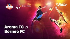 Full Match - Arema FC vs Borneo FC | Shopee Liga 1 2019/2020