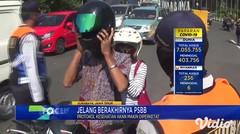 Menjelang Akhir PSBB Surabaya Raya