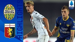 Match Highlight | Verona 0 vs 0 Genoa | Serie A 2020