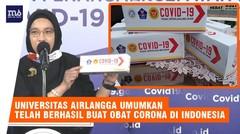 Alhamdulillah, Indonesia Berhasil Temukan Obat Covid 19