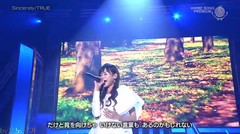 "TRUE ""Sincerely"" live music OP Violet Evergarden (anisong)"