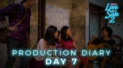 LOVE FOR SALE 2 - Production Diary Day 7