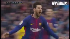 Barcelona vs Atletico Madrid (1-0) 5-maret-2018