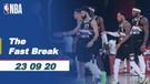 The Fast Break | Cuplikan Pertandingan - 23 September 2020 | NBA Regular Season 2019/20