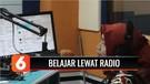 Siswa di Magelang Belajar Jarak Jauh Lewat Siaran Radio