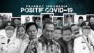 Deretan Pejabat Indonesia yang Positif Covid-19