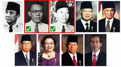 2 Presiden Indonesia yang Tak Tercantum di Buku Sejarah #YtCrash