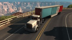 American Truck Simulator Gameplay #4 Used Packing Transport Page to Jackpot 911 Miles