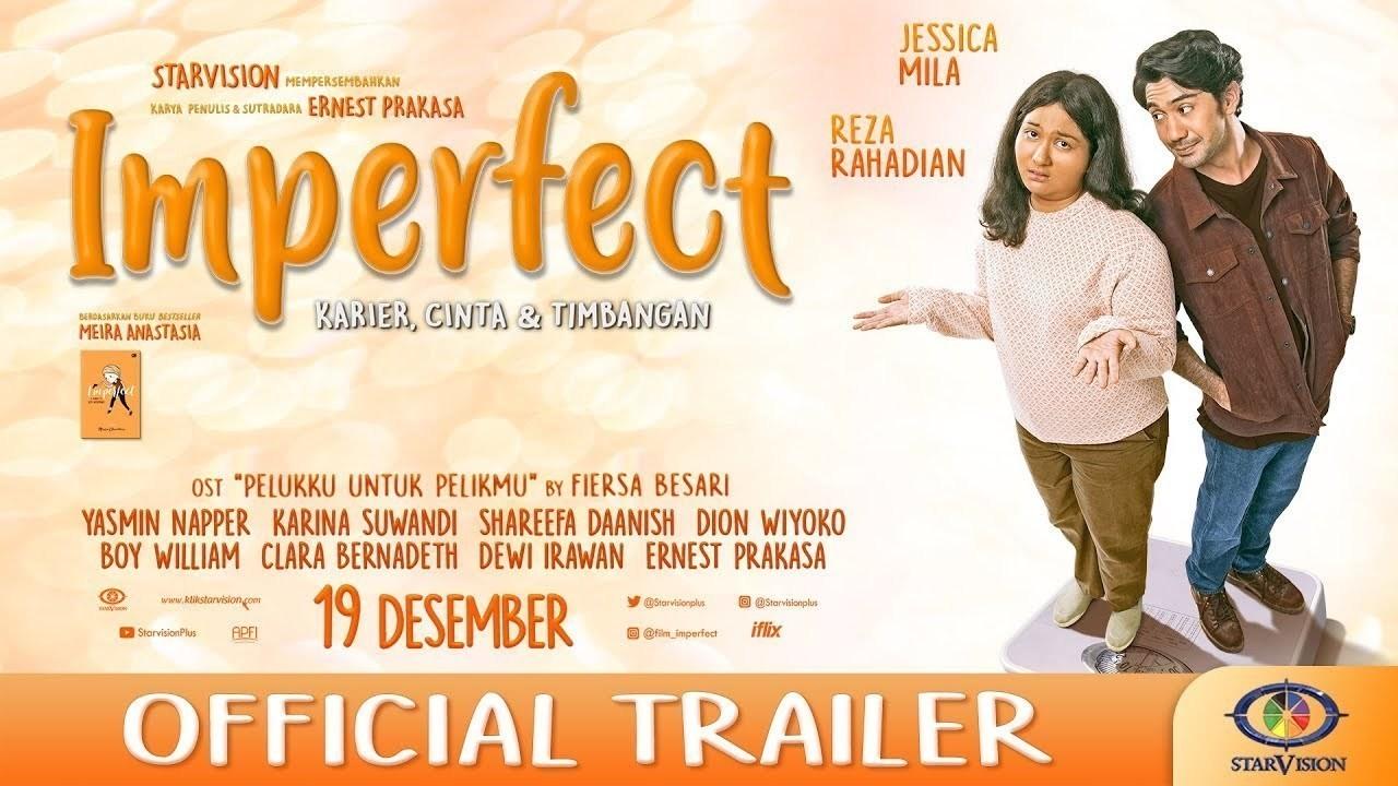 Streaming Trailer Imperfect - Vidio.com