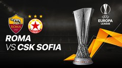 Full Match - Roma vs CSKA Sofia I UEFA Europa League 2020/2021