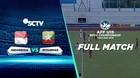 Full Match - Indonesia vs Myanmar   AFF U15