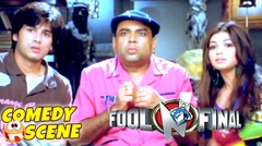 Paresh Rawal & Arbaaz Khan Funny Scene | Comedy Scene | Fool N Final | Hindi Film