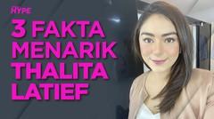3 Fakta Menarik Thalita Latief, Sudah Jadi Model Sejak TK