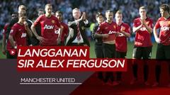 Bukan Cristiano Ronaldo, Inilah 6 Pemain Manchester United Langganan Sir Alex Ferguson
