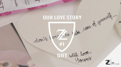 OUR LOVE STORY - GIFT #1
