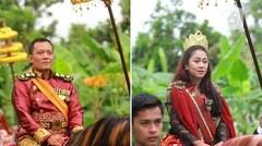 Raja & Ratu Keraton Agung Sejagat Diamankan Polisi