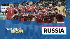 Profil Tim Rusia di Piala Eropa 2020