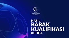 Hasil Kualifikasi Liga Champions Babak Ketiga, Dynamo Kyiv Kalahkan AZ Alkmaar