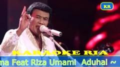 Karaoke Populer | Aduhai ~ Rhoma Irama Feat Riza Umami