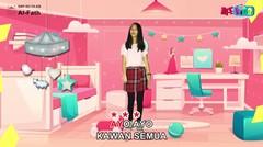 Sasha - Gemar Membaca (Karaoke)
