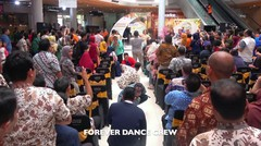 FLASH MOB DANCE INDONESIA Flashmob for Opening Store Jakarta