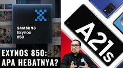 Review Samsung Exynos 850 pada Galaxy A21s: Apa Kelebihannya?