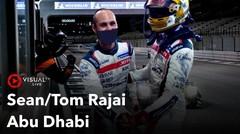 Sean Gelael dan Tom Blomqvist Merajai Balapan Di Abu Dhabi