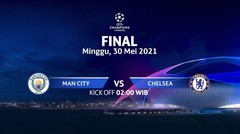 Manchester City vs Chelsea Final I UEFA Champions League 2020/21