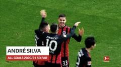 Gol-Gol Andre Silva, Mantan Striker AC Milan yang Bersinar di Bundesliga Musim Ini