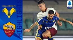 Match Highlight | Verona 0 vs 0 Roma | Serie A 2020