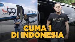 Gilang Widya 'Juragan99' Beli Private Jet Istimewa, Cuma 1 Di Indonesia