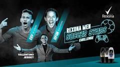 Bachdim vs Egy | Rexona Men Soccer Stars Challenge - Episode 3
