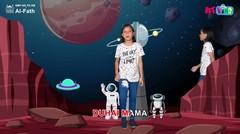 Atqiya - Aku Astronot (Karaoke)