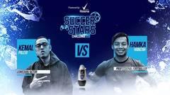 Soccer Stars Challenge 2.0 Episode 2 : Kemal Palevi VS Hamka Hamzah