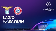 Full Match - Lazio vs Bayern Muenchen I UEFA Champions League 2020/2021