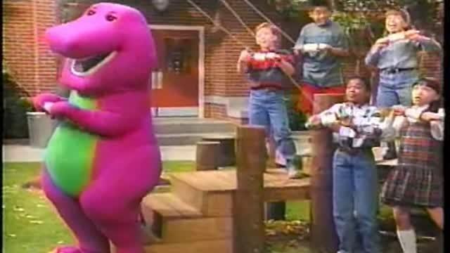 Barney Amp Friends Up We Go Vidio Com