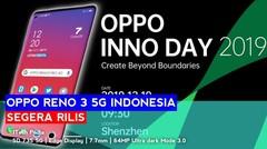 Bocoran Harga & Spesifikasi Oppo Reno 3 Pro