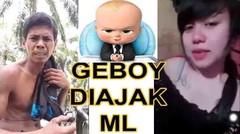 Gaboy... di ajak ML