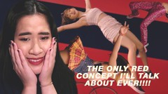 Red Velvet 레드벨벳 '짐살라빔 (Zimzalabim)' MV REACTION!! | Kevina Christina