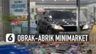 Viral Mobil Obrak-Abrik Minimarket, Diduga Karena Anak Kalah Kontes