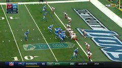 Matthew Stafford Fires Laser Pass To Calvin Johnson For TD! | 49ers vs. Lions | NFL