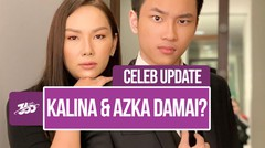 Celeb Update! Kalina Oktarani Tampik Isu Perselisihan dengan Azka Corbuzier