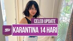 Celeb Update! Vanessa Angel Jalani Protokol Kesehatan Sebelum Dipenjara