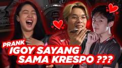 MAU NGE-PRANK KRESPO TAPI ..... | BOOM Esports ft. BIO ONE part #2