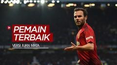 Para Pemain Terbaik Chelsea dan Manchester United Versi Juan Mata