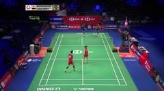 Match Highlight | Adcock C./Adcock G. (ENG) 2 vs 1 Lamsfuss/Herttrich (GER) | BWF The DANISA Denmark Open 2020