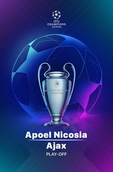 Full Match   Apoel Nicosia Vs Ajax Amsterdam